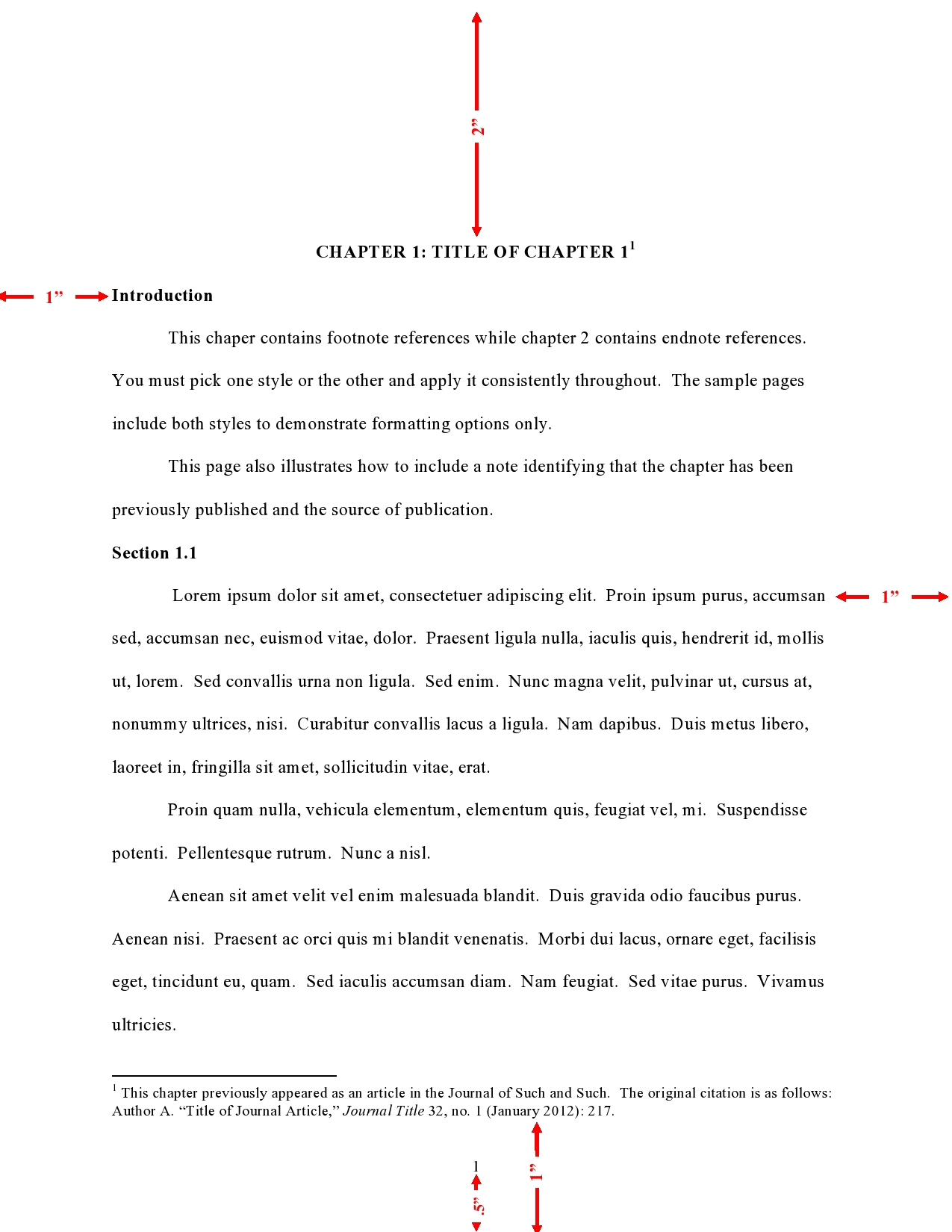 Free APA Style Cover Page Templates for Term Papers