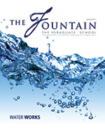 Cover of 2013 Fountain Magazine