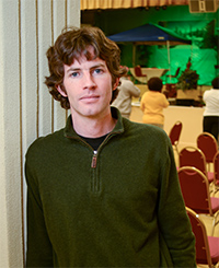Will Boone, Musicology, received a 2013 Impact Award
