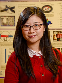 Lei Zhang, Applied Physical Sciences