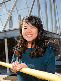 Maiko Arashiro, Environmental Sciences and Engineering